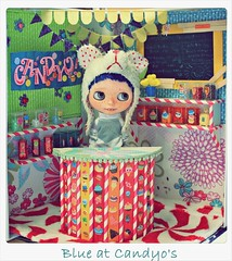 At Candyo's (CHO:LO) Tags: blythes cholo custom cute diorama