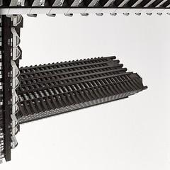 Ilford HP5 - Hasselblad - 3. Monstrosity.... no () Tags: mono monochrome barbican london 2016 bw concrete brutalist architecture film analogue