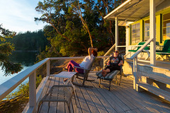 Relaxing (erickPDX) Tags: sanjuanislands orcasisland demorcas washington pnw