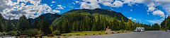 E.C.Manning pano (discreet*(:[ )) Tags: 7d mark ii 24mm f28 panorama mountain canada ec manning photography photo prime park camping clouds blue sky ngc discreet green tourist view point