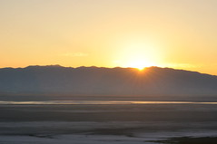 Wasatch sunrise (Great Salt Lake Images) Tags: summer hike dooleyknob antelopeisland greatsaltlake utah