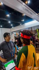 AniManGaki 2016 Day 2 Hangout: 019 (FAT8893) Tags: amg2016 animangaki animangaki2016 cosplay malaysia inazuma eleven mamoru endou mark evans