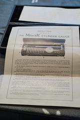 Mercer cylinder gauge instructions (fastson) Tags: mercer cylinder gauge instructions