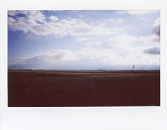Landscape. 2016. (freedomflash) Tags: country landscape instant fuji fujifilm wide rural instax analog film
