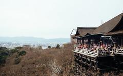 Kyoto Walks - Kiyomizudera #5 (david.ow) Tags: spring landscape tourists kiyomizudera people em5ii city culture kyoto incense travel religion history architecture olympus heritagesite temple japan traditional