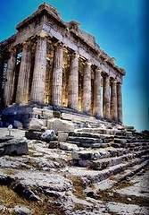 parthenon, athens, g (gertvanemmenis) Tags: parthenon athens g gert van emmenis wicker furniture paradise outdoor