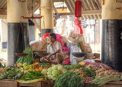 (Wojtek Zet) Tags: sri lanka galle local market vegetables september 2016