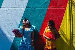 Andaluca y Espaa (Leo Hidalgo (@yompyz)) Tags: canon eos 6d dslr reflex yompyz ileohidalgo fotografa photography vsco feria de mlaga andaluca gitana vestido dress fair spanish