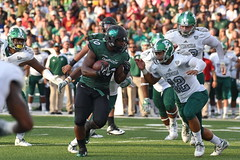 Football-vs-Eastern Michigan, 9/17, Chris Crews, DSC_8051 (Niner Times) Tags: 49ers cusa charlotte d1 emu eagles eastern fbs football michigan ncaa unc uncc ninermedia
