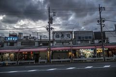 Meguro (FinchFabio) Tags: pentax pentaxiani pentaxk3 pentaxkx pentaxitalia pentaxian travel tokyo meguro cloud viaggio viaggiare nuvole citt street 2016