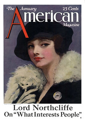 American Magazine v093 n01 [1922-01] cover (Siren in the Night) Tags: clarencefunderwood americanmagazine 1922