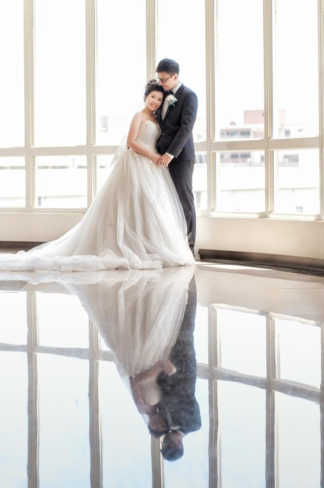 台南婚攝 情定婚宴城堡永康館 婚禮紀錄 C & V 138