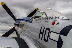 P-51D Mustang 'Miss Helen' - The Victory Show 2016 (harrison-green) Tags: douglas c47 dc3 dakota victory show 2016 aircraft warbird cockpit plane transport band brothers canon eos 700d sigma 18250mm electronics bike vehicle reenactor ww2 world war two 2 soldier radio man signal signals signaler outdoor untied states army air corps force raf royal correspondent camera pilot aircrew ground paratrooper 82nd airborne luftwaffe living history truck jeep tank supermarine spitfire mk v mkv charlie brown polish squadron p51d p51 mustang miss helen airplane