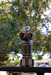 robot 1/18 scale (alan guido) Tags: scale robot