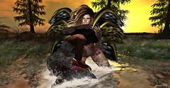 Dont be afraid and come with me (aloyssia.hema) Tags: secondlife vampyr maitreya lelutka gacha body bodymesh beautifull beauty
