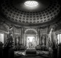 Vatican (jbmino) Tags: italia city black white light shadow travel traveling vatican panorama photo