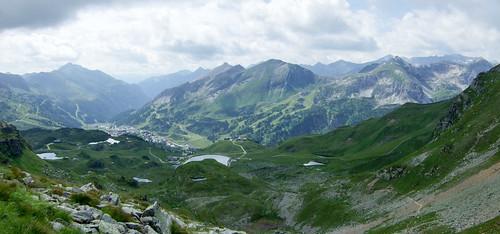 Obertauern - Wanderung auf die Seekarspitze