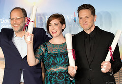 10-09-2016-70 Ira Sachs  Anna Rose Olmer Matt Ross (Thierry Sollerot) Tags: deauville2016 thierrysollerot tapis rouge deauville festival film amricain american