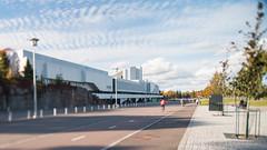 Finlandia talo (Olli Karjalainen) Tags: tiltshift helsinki tokina1224mm syksy finlandia talo autumn finlandiatalo