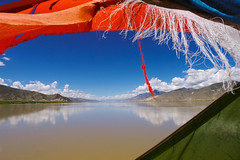 Yarlung Tsangpo river (kangxi504) Tags: tibet china river yarlungtsangpo