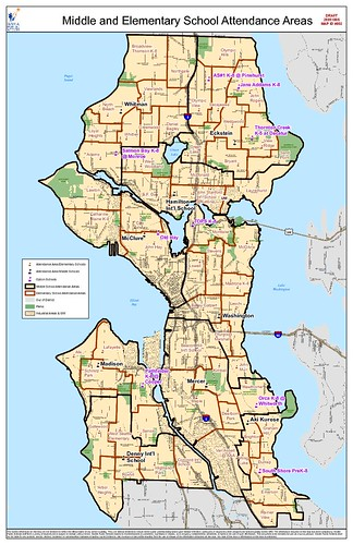 School district releases new attendance maps for Eastlake city
