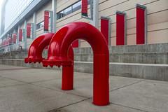 YUM! ketchup dispensers (David G Ruth) Tags: red nikon downtown yum ky center kfc louisville d3200