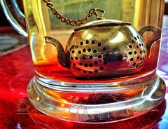 Loose Tea Leaf Infuser (edopix) Tags: tea infuser tealeaf