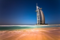 Jumeirah Beach (Fabien_Amy) Tags: sky love canon al long exposure colours tokina filter arab nd 11mm 7star jumeirah burj duabi polariser