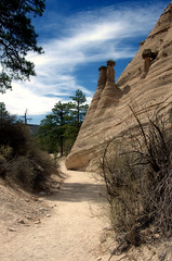 Tent Rocks 6 (karl_eschenbach) Tags: newmexico southwest nature landscape sw nm tentrocks nationalmonuments