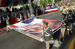"La figura de Juan Pablo Duarte estuvo presente en el desfile cívico militar. • <a style=""font-size:0.8em;"" href=""http://www.flickr.com/photos/91359360@N06/8622560690/"" target=""_blank"">View on Flickr</a>"