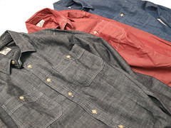 J.Crew / Chambray Workshirt (yymkw) Tags: jcrew workshirt chambray