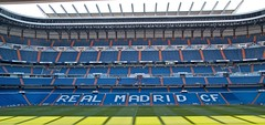 Estadio Santiago Bernabu (paulgmccabe) Tags: madrid city football spain europe soccer capital spanish realmadrid bernabu capitalcity
