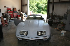 """1973 Corvette Stingray • <a style=""""font-size:0.8em;"""" href=""""http://www.flickr.com/photos/85572005@N00/8636005902/"""" target=""""_blank"""">View on Flickr</a>"""