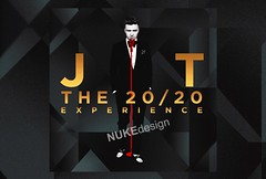 The 20/20 Experience (*Nuke*) Tags: justin cd timberlake cover experience manip blend the 2020