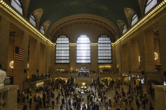 New York     |     Grand Central Station (_Wilhelmine) Tags: usa urlaub reisefreiheit reisenbildet usintheus usa2012 einmalberngrosenteich