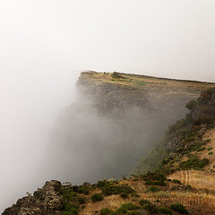 Edge-of-the-world (Roger Mndez Fotgrafo) Tags: cliff fog trekking landscape landscapes canarias canaryislands elhierro