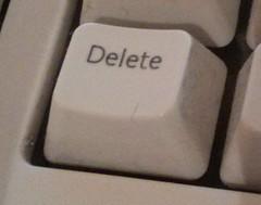 Delete Key (sammynetbook) Tags: keyboard key delete