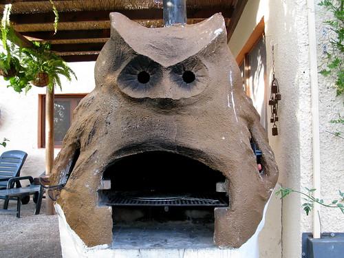 españa andalucía spain outdoor grill granada owl andalusia órgiva