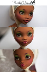 Preview - MH Clawdeen (***Andreja***) Tags: monster high doll ooak tan custom repaint andreja clawdeen
