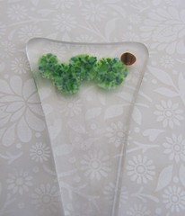 Fused Plant Decorations (8) (Glittering Prize - Trudi) Tags: plant glass decoration marker trudi fused britcraft glitteirngprize