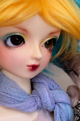 Elsa (customlovers) Tags: fur punk doll bjd dollfie volks elsie elsa msd