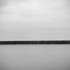 Le festin #6 (The smiling monkey) Tags: sea haven water port harbor quay minimalism minimalisme denemark