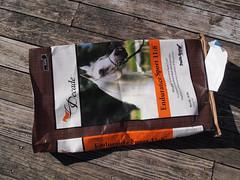 P4183485 (connors934) Tags: sewing jpg feedbag reuse repurpose groceryfeedbag