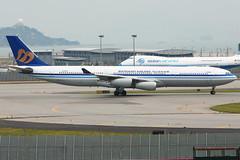 Mandarin Airlines A340-313X (B-18851) (TFG Lau) Tags: hongkong aviation airbus hkg ae spotting a340 mda planespotting hkia a343 hongkonginternationalairport mandarinairlines vhhh b18851 shalowan ahkgap