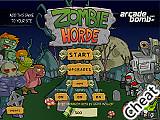 殭屍部落:修改版(Zombie Horde Cheat)