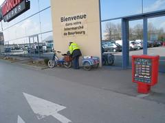 Intermarche Bienvenue,Bourbourg.
