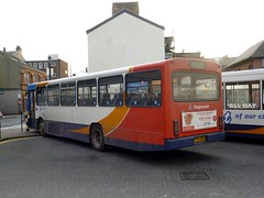 Stagecoach North West 20219 P219HBD Carlisle bus station (brucekitchener) Tags: volvob10m stagecoachnorthwest alexanderps