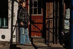 It's all about waiting (Giovanni Savino Photography) Tags: street newyorkcity newyork waiting shadows streetphotography streetphoto newyorkstreets newyorkstreetphotography magneticart giovannisavino