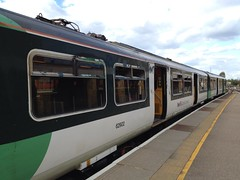 319012, Wimbledon (looper23) Tags: england london train fcc rail railway class april emu wimbledon 319 2013 319012 uploaded:by=flickrmobile flickriosapp:filter=nofilter