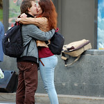 "A kiss on the street<a href=""http://www.flickr.com/photos/28211982@N07/8703066214/"" target=""_blank"">View on Flickr</a>"